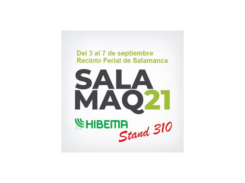 HIBEMA EN LA FERIA SALAMAQ 2021
