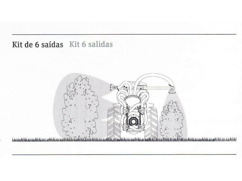 Nebulizadores MITTOS AC  - 2