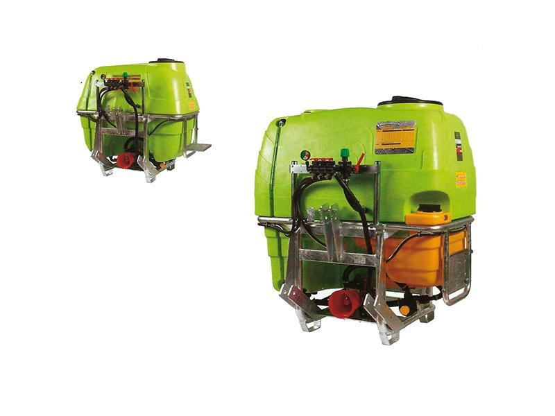 Pulverización serie BP - 0
