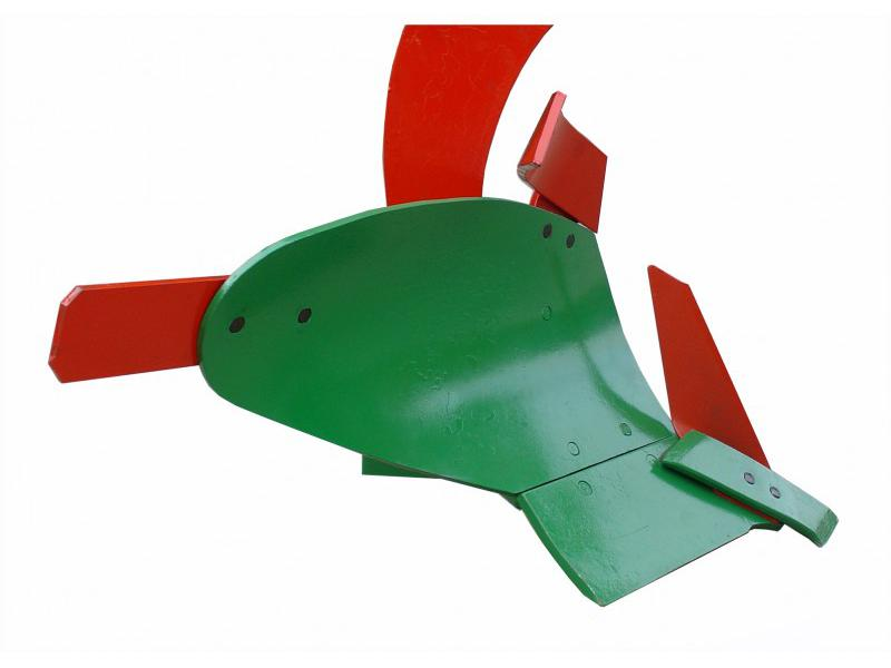 Arados fijos de ballestas AFB - 4
